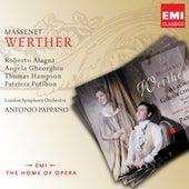 Massenet: Werther by Antonio Pappano