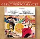 Prokofiev: Piano Concertos Nos. 1 & 3; Piano Sonatas Nos. 2 & 3 [Great Performances] by Gary Graffman