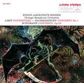Liszt: Totentanz de Byron Janis