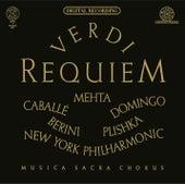 Verdi: Requiem by Montserrat Caballé