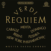 Verdi: Requiem de Montserrat Caballé