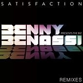 Satisfaction (Remixes) von Benny Benassi