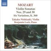 MOZART: Violin Sonatas, Vol. 6 di Takako Nishizaki