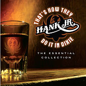 That's How They Do It In Dixie - The Essential Collection de Hank Williams, Jr.