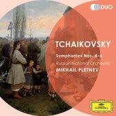 Tchaikovsky: Symphony Nos.4-6 by Russian National Orchestra