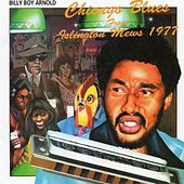 Chicago Blues From Islington Mews 1977 de Billy Boy Arnold