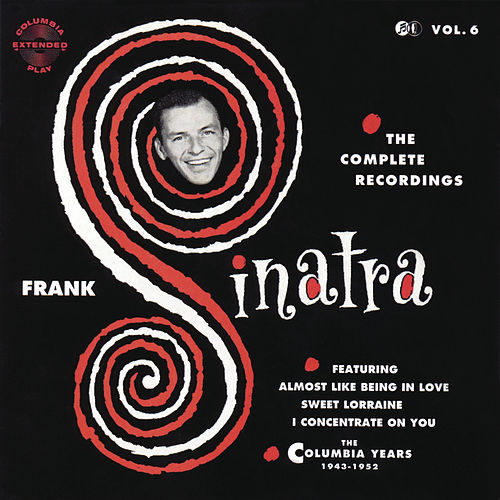 The Columbia Years (1943-1952): The Complete Recordings: Volume 6 by Frank Sinatra