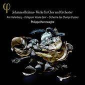 Brahms: Works for Choir and Orchestra by Various Artists