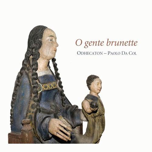 O gente brunette by Odhecaton