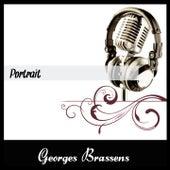 Portrait de Georges Brassens