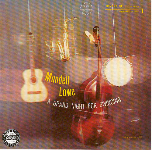 A Grand Night For Swinging by Mundell Lowe