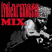 Lyrical Gangsta Mix von Ini Kamoze