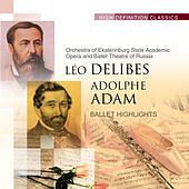 Ballet Highlights. Adam, Delibes by Various Artists