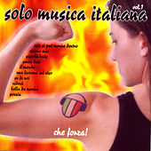 Solo Musica Italiana Vol 1 de Various Artists