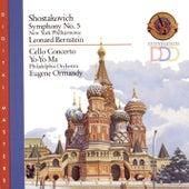 Shostakovich: Symphony No.5; Cello Concerto by Various Artists