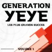 Génération yéyé : Les plus grands succès, vol. 1 de Various Artists