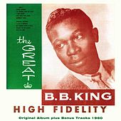 The Great B.B. King (Original Album Plus Bonus Tracks 1960) de B.B. King