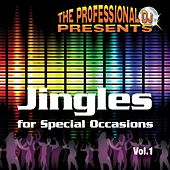 Jingles for Special Occasions, Vol. 1 by The Professional DJ