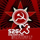 Red October EP von Darko De Jan