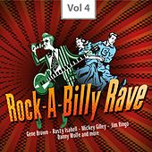 Rock-A-Billy Rave, Vol. 4 de Various Artists