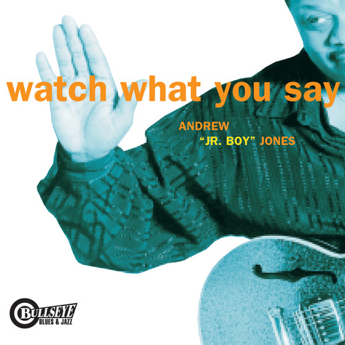 Watch What You Say by Andrew