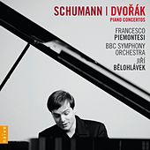 Schumann, Dvorak: Piano Concertos de Francesco Piemontesi