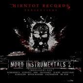 Hirntot Records präsentiert Mord Instrumentals 2 by Various Artists