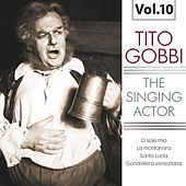 The Singing Actor, Vol. 10 de Various Artists