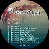 Mr. Stringer by Victor Vega