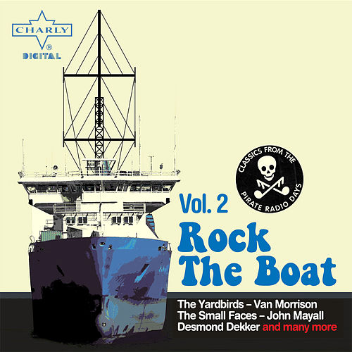Rock The Boat, Vol. 2 by Various Artists