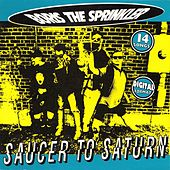 Saucer to Saturn de Boris the Sprinkler
