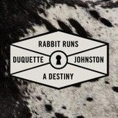 Rabbit Runs a Destiny - Single by Duquette Johnston