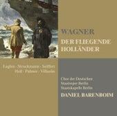 Wagner: Der fliegende Holländer by Daniel Barenboim
