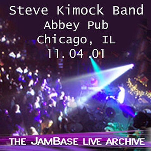11-04-01 - Abbey Pub - Chicago, IL by Steve Kimock Band
