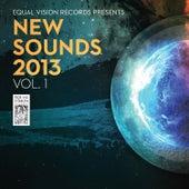 Equal Vision Records Presents: New Sounds 2013 Vol. 1 de Various Artists