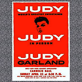 Live at Carnegie Hall 1962 by Judy Garland