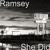 She Did de Ramsey