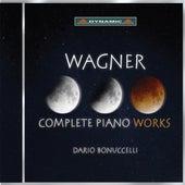 Wagner: Complete Piano Works von Dario Bonuccelli