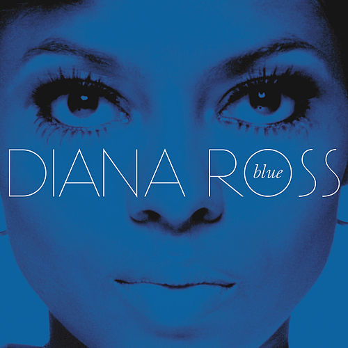 The Blue Album by Diana Ross