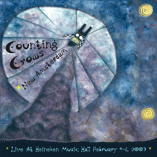 New Amsterdam Live At Heineken Music Hall February 6, 2003 by Counting Crows