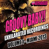 Groovy Baby!! - Miami 2013 - EP de Various Artists