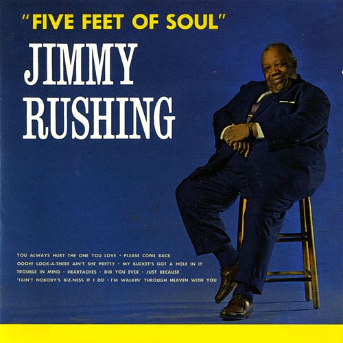 Five Feet Of Soul by Jimmy Rushing