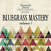 Bluegrass Mastery Vol. 1 di Various Artists