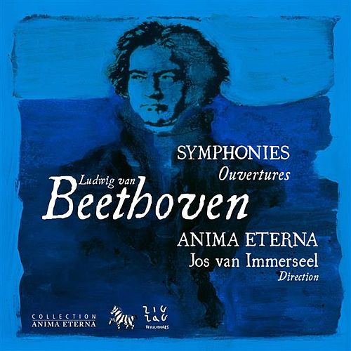 Beethoven: Symphonies & Ouvertures, Vol. 5 by Anima Eterna Orchestra