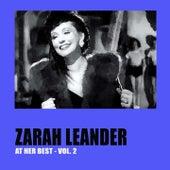 Zarah Leander at Her Best,  Vol. 2 by Zarah Leander (1)