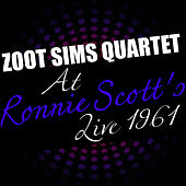 At Ronnie Scott's Live 1961 by Zoot Sims