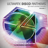 Ultimate Disco Anthems (DJ Most Wanted) von Various Artists