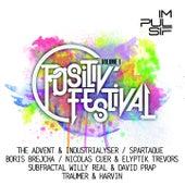 Compilation Positiv Festival de Various Artists