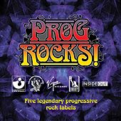 Prog Rocks! [5 Component Labels Set] (5 Component Labels Set) by Various Artists