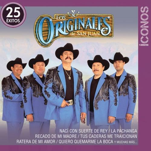 Íconos 25 Éxitos by Los Originales De San Juan